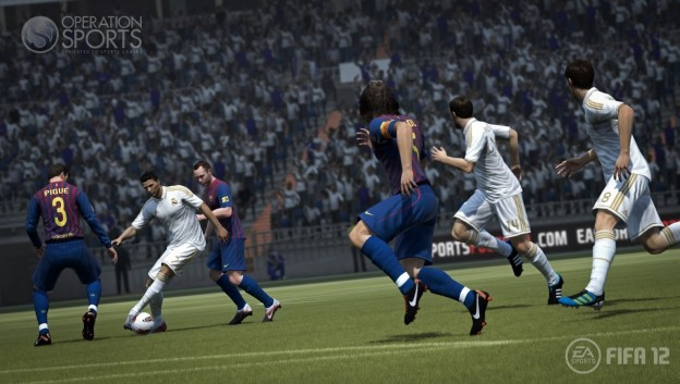 FIFA Soccer 12 Screenshot #70 for Xbox 360
