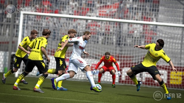 FIFA Soccer 12 Screenshot #73 for Xbox 360