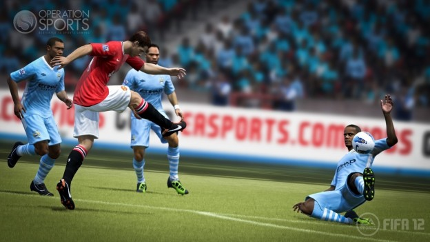 FIFA Soccer 12 Screenshot #77 for Xbox 360