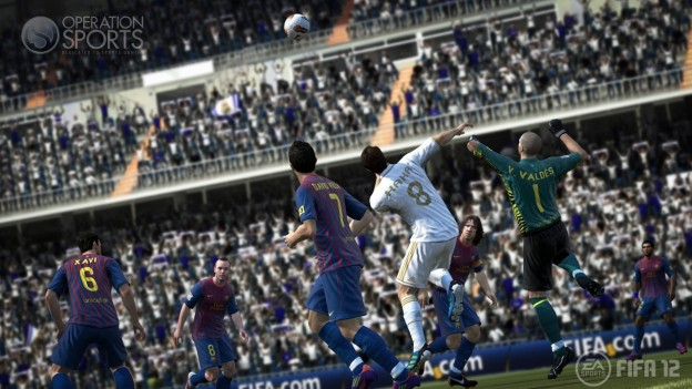 FIFA Soccer 12 Screenshot #78 for Xbox 360