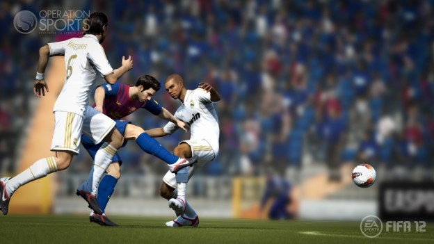 FIFA Soccer 12 Screenshot #79 for Xbox 360