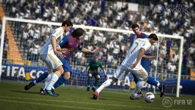 FIFA Soccer 12 Screenshot #68 for PS3