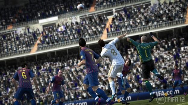 FIFA Soccer 12 Screenshot #75 for PS3