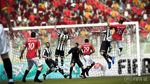 FIFA Soccer 12 Screenshot #77 for PS3