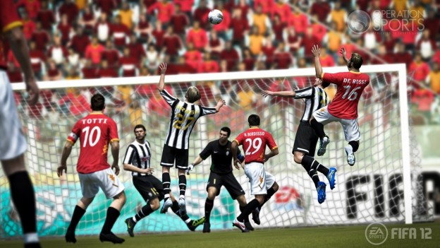 FIFA Soccer 12 Screenshot #78 for PS3