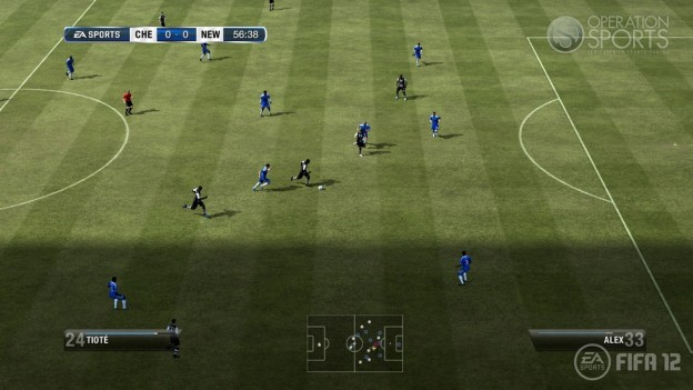 FIFA Soccer 12 Screenshot #81 for PS3