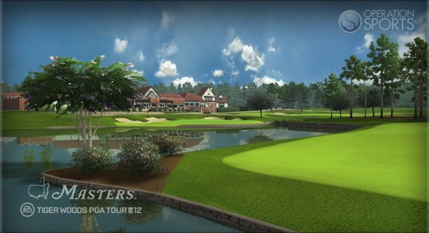 Tiger Woods PGA TOUR 12: The Masters Screenshot #14 for PC