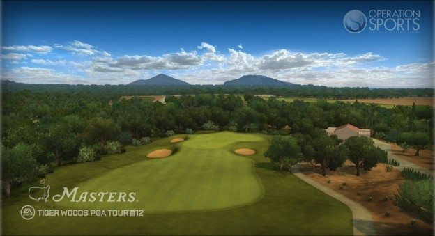 Tiger Woods PGA TOUR 12: The Masters Screenshot #15 for PC