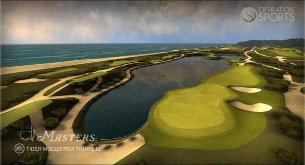 Tiger Woods PGA TOUR 12: The Masters Screenshot #17 for PC