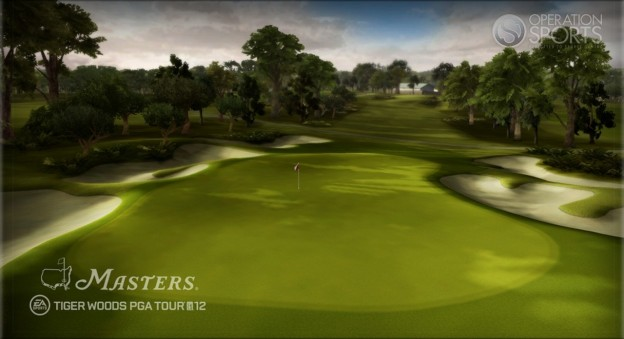 Tiger Woods PGA TOUR 12: The Masters Screenshot #18 for PC