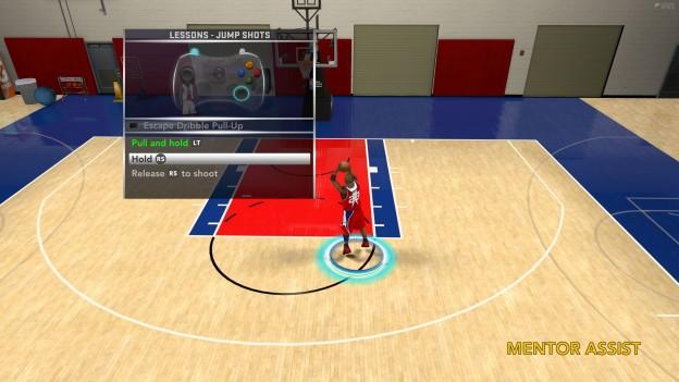 NBA 2K12 Screenshot #229 for PS3