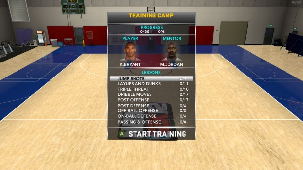 NBA 2K12 Screenshot #240 for Xbox 360