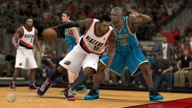 NBA 2K12 Screenshot #237 for PS3