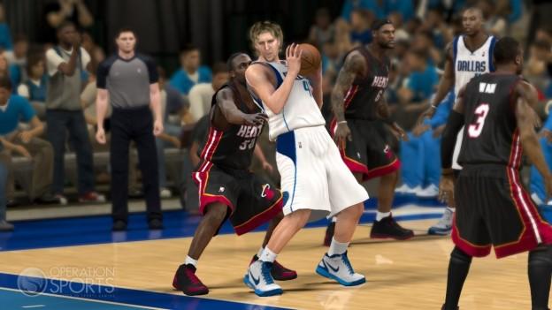 NBA 2K12 Screenshot #239 for PS3
