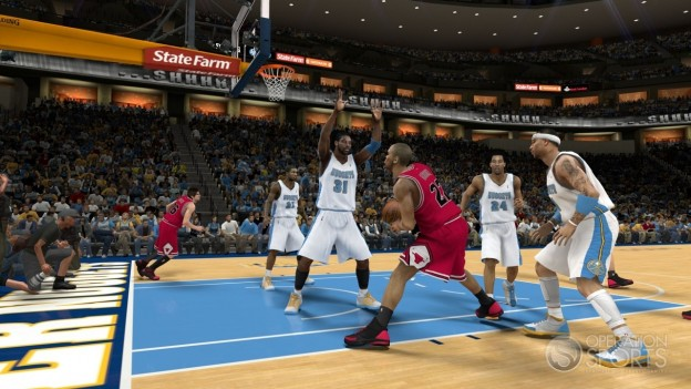 NBA 2K12 Screenshot #254 for Xbox 360