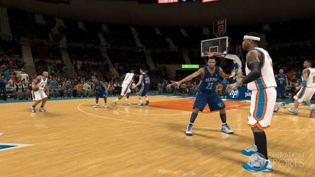NBA 2K12 Screenshot #255 for Xbox 360