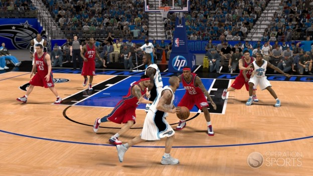 NBA 2K12 Screenshot #244 for PS3