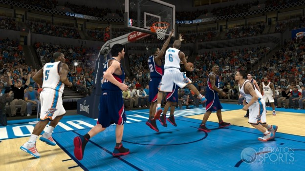 NBA 2K12 Screenshot #246 for PS3