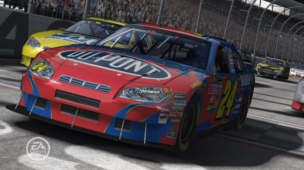 NASCAR 09 Screenshot #1 for Xbox 360