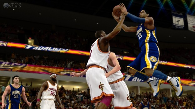NBA 2K12 Screenshot #249 for PS3