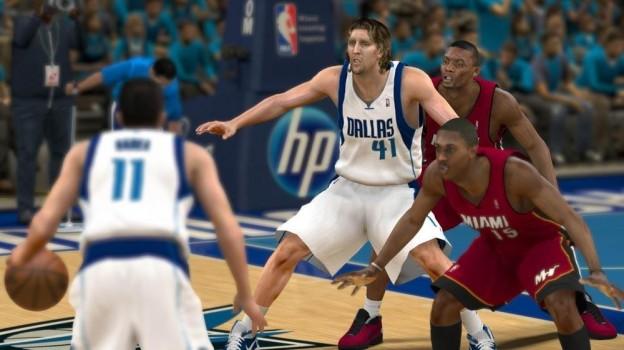 NBA 2K12 Screenshot #275 for Xbox 360