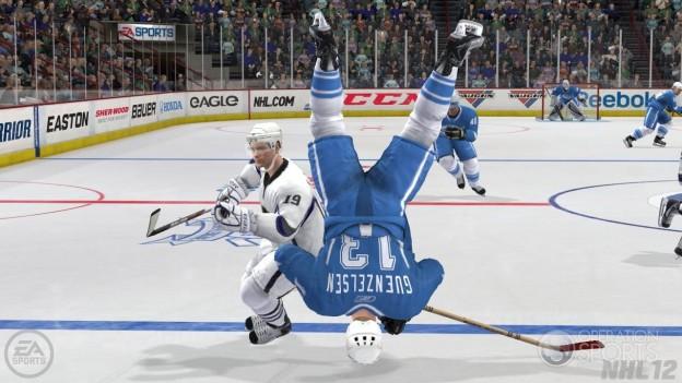 NHL 12 Screenshot #66 for Xbox 360