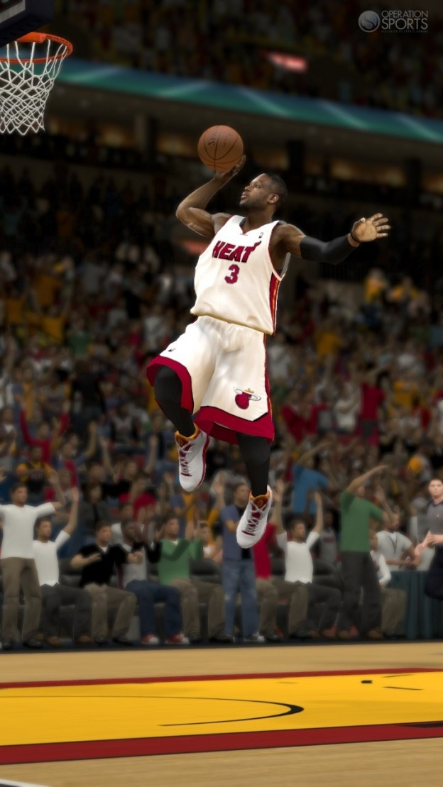 NBA 2K12 Screenshot #279 for Xbox 360
