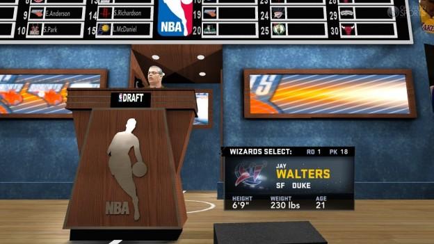 NBA 2K12 Screenshot #253 for PS3