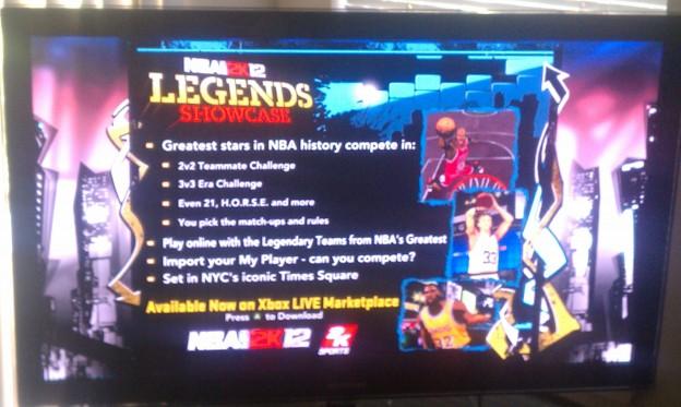 NBA 2K12 Screenshot #280 for Xbox 360