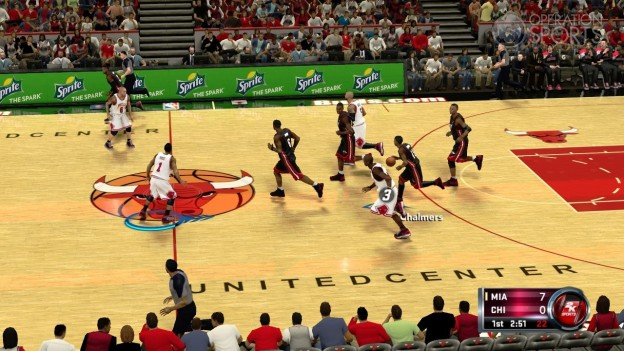NBA 2K12 Screenshot #282 for Xbox 360