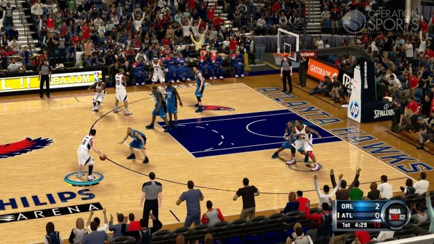 NBA 2K12 Screenshot #284 for Xbox 360