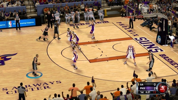 NBA 2K12 Screenshot #290 for Xbox 360