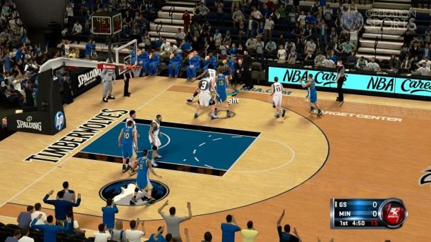 NBA 2K12 Screenshot #291 for Xbox 360