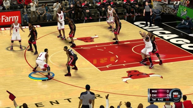 NBA 2K12 Screenshot #258 for PS3