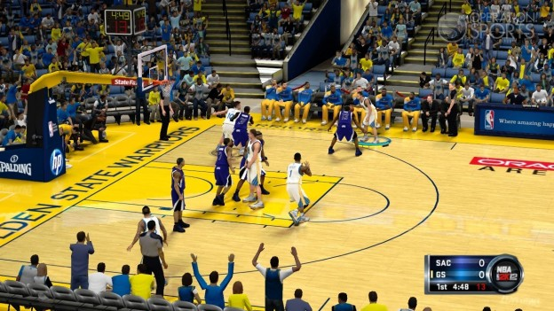 NBA 2K12 Screenshot #260 for PS3