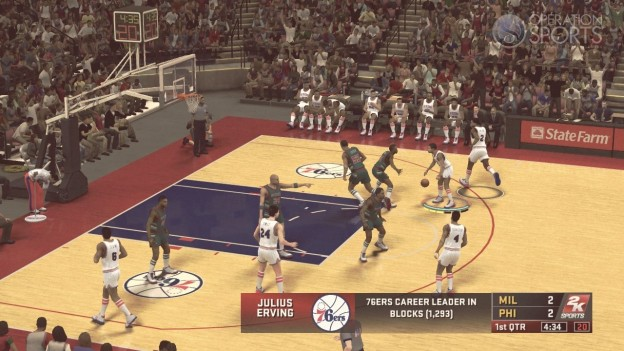NBA 2K12 Screenshot #262 for PS3