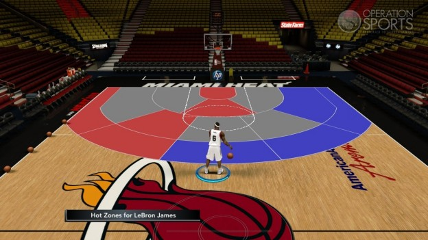 NBA 2K12 Screenshot #266 for PS3