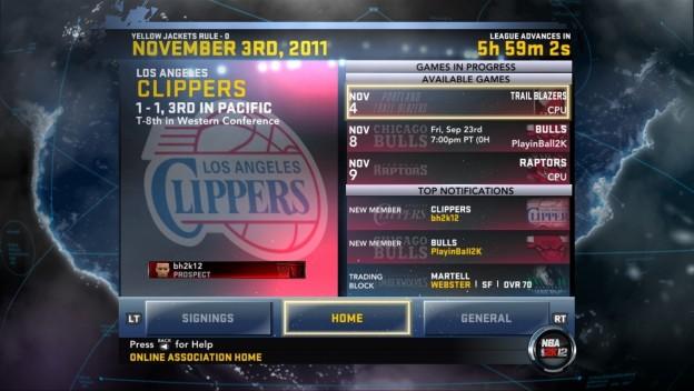 NBA 2K12 Screenshot #294 for Xbox 360