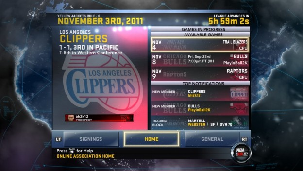 NBA 2K12 Screenshot #271 for PS3