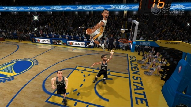 NBA JAM: On Fire Edition Screenshot #58 for Xbox 360