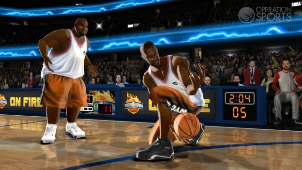 NBA JAM: On Fire Edition Screenshot #60 for Xbox 360