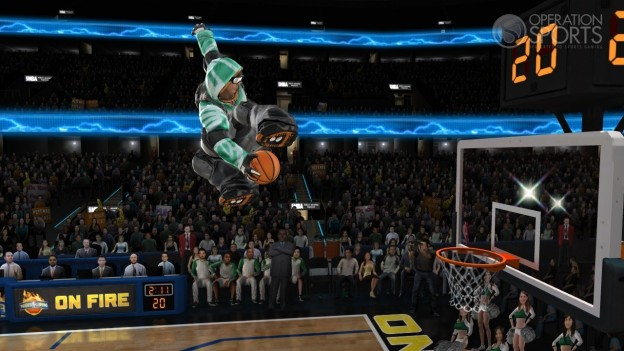 NBA JAM: On Fire Edition Screenshot #61 for Xbox 360