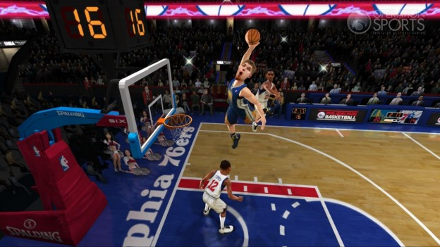 NBA JAM: On Fire Edition Screenshot #62 for Xbox 360