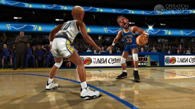 NBA JAM: On Fire Edition Screenshot #63 for Xbox 360