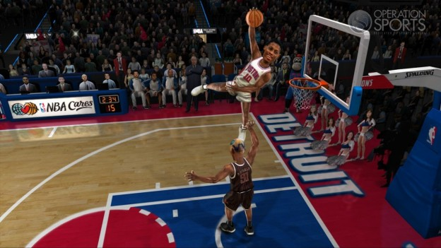 NBA JAM: On Fire Edition Screenshot #64 for Xbox 360