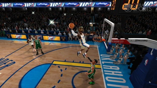 NBA JAM: On Fire Edition Screenshot #65 for Xbox 360