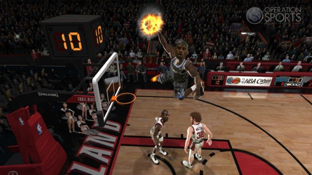 NBA JAM: On Fire Edition Screenshot #67 for Xbox 360
