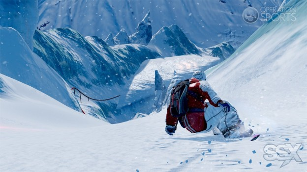 SSX Screenshot #37 for Xbox 360