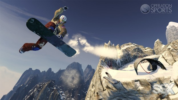 SSX Screenshot #38 for Xbox 360