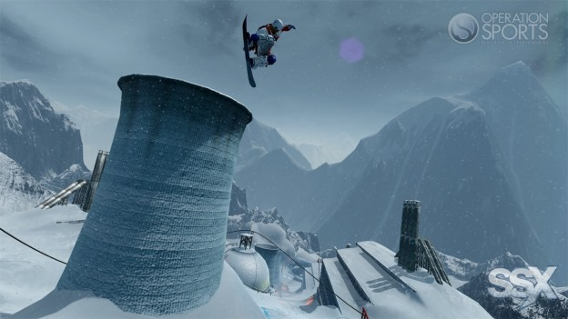 SSX Screenshot #39 for Xbox 360